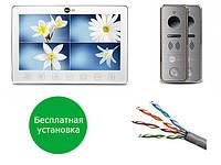 Комплект видеодомофона NeolLight Gamma и NeoLight Prime