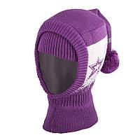 Шлем для девочки TuTu арт.126. 3-003132(52-56), фото 1
