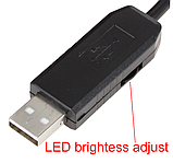 Водонепроникний USB ендоскоп 5 м 7 мм, фото 5