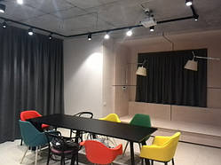Оформление офисных зон, перегородок и кабинетов 9