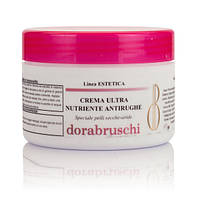 Питательный крем для сухой, увядающей кожи лица и шеи. Dorabruschi Linea Estetica viso, Crema Ultra Nutriente