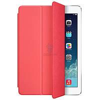 Обложка из полиуретана Apple Smart Cover для iPad (2017) и iPad Air / Air 2 - розовая (MF055)