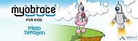 Трейнер Миобрейс (Myobrace for Kids), для детей, 1шт., фото 1
