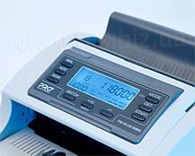 PRO 40 U LCD Лічильник банкнот з калькуляцією, фото 3