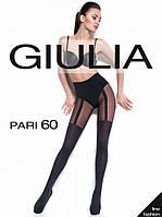Колготки с имитацией чулка GIULIA PARI 60 model 18