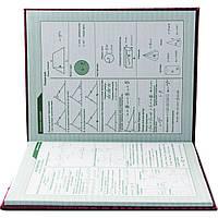 """Дневник для младших школьников, обложка из текстиля, мягкая, принт из мультфилма """"Тачки """". MB102662, фото 1"""
