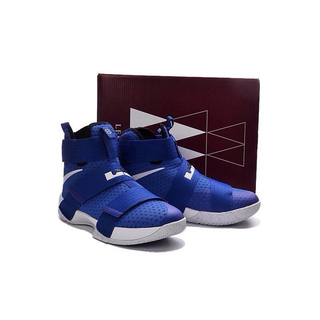 Nike Lebron Soldier 10 купить мужские кроссовки
