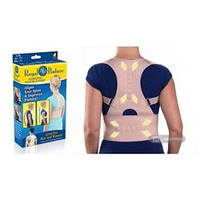 Магнитный корсет для спины Royal Posture Support (Корректор осанки Роял Посче)