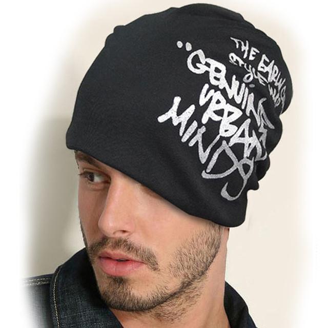 Виды мужских шапок