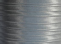 """Бейка косая """"Kotex""""№8165(серый) атласная 110 ярд. (100,60 м)"""