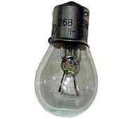 Лампа розжарювання  28В, 20Вт, нікель/цинк