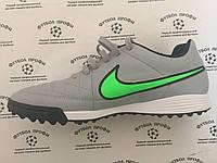 Сороконожки Nike Tiempo Genio Leather TF 631284-030 , фото 1