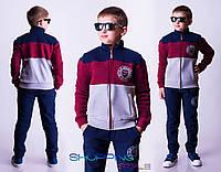 Подростковый спортивный костюм Style Sportivity мальчик / девочка трехнитка