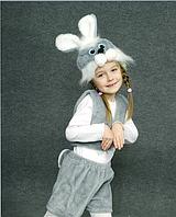 """Детский карнавальный костюм """"Заяц"""""""