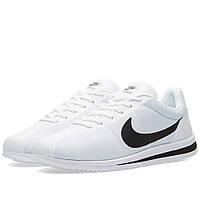 Оригинальные  кроссовки Nike Cortez Ultra White & Black