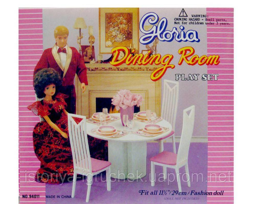 Набор мебель для кукол Gloria 94011