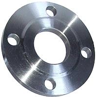 Фланец Ду125/10 стальной плоский приварной точеный Ру10 ГОСТ 12820-80