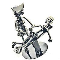 Техно-арт статуэтка Медсестра металл, фото 1