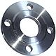 Фланець Ду125/10 сталевий плоский приварний точений Ру10 ГОСТ 12820-80, фото 3
