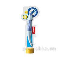 Набор ручка для левши + стержни Stabilo Easy original бирюза/аквамарин