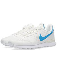 Оригинальные  кроссовки Nike Internationalist NS Sail, University Blue & White