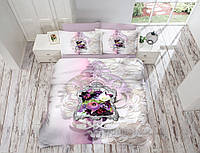 Постельное белье Gokay Lifan Двуспальный евро комплект