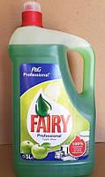 Средство для мытья посуды Fairy Яблоко 5л. Фейри Яблоко, фото 1