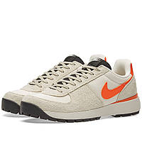 Оригинальные  кроссовки Nike Lavadome Ultra Stone Grey & Safety Orange