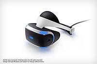 Шлем виртуальной реальности  PlayStation VR (Базовый набор)