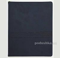 Тетрадь для записи иностранных слов PU темно-синяя 1 Вересня 1-150954