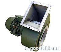 Електричний вентилятор 0,64м3/с    1,1kW    380V