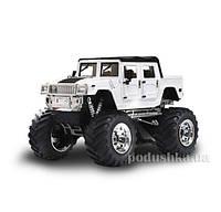 Джип микро радиоуправляемый 1:43 Hummer белый Great Wall Toys GWT2008D-4