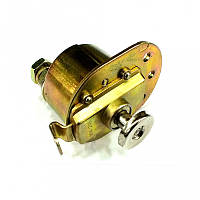 Выключатель ВК-318Б массы (кнопочный) (пр-во Юбана), ВК-318Б