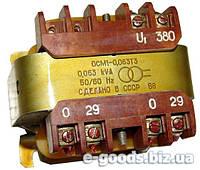 Трансформатор ОСМ1-0,063Т3