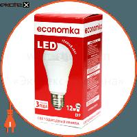Экономка LED лампа Economka LED A60 12w E27-2800