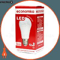 Экономка LED лампа Economka LED A60 12w E27-4200