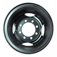 Колесо дисковое 7.0-20 с кольцами в сб. а/м ЗИЛ-130/133ГЯ, КАЗ-608 под 8 шпилек (Челябинск), 130-3101012