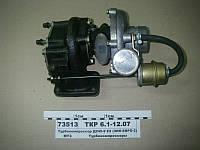 Турбокомпрессор Д245-9Е2 (ЗИЛ-ЕВРО2 со шпильками) (пр-во БЗА), ТКР 6.1-12.07