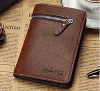 Портмоне кошелек Baellerry ZP858-2DBr темно-коричневый
