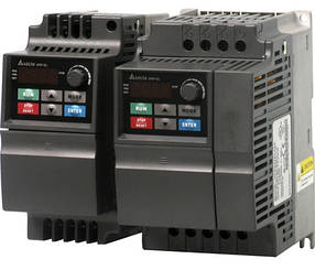 Преобразователь частоты (0.2kW 220V) VFD002EL21A