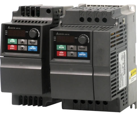 Преобразователь частоты (3.7kW 380V) VFD037EL43A, фото 2