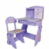 Детская регулируемая стол-парта W 070