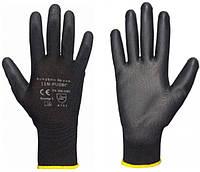 Защитные рукавицы перчатки 11N-PU08 C