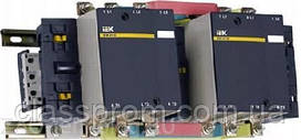 Контактор КТИ-53303 реверс 330А 380В/АС3 IEK