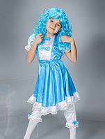 """Детский карнавальный костюм """"Мальвина"""""""