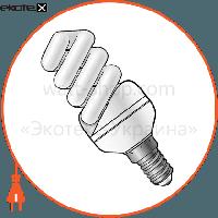 ELM Лампа энергосберегающая ES-12 7W 4000K E14  17-0024