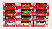 Модель  металлическая 1:60-64  (A,B) WELLY (VW 58120W-A Volkswagen)