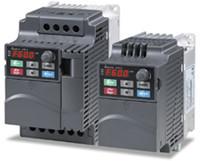 Преобразователь частоты (0,4kW 220V) VFD004E21T