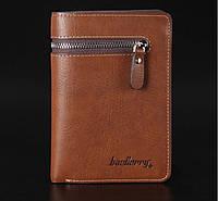 Портмоне кошелек Baellerry ZP858-2Br коричневый, фото 1