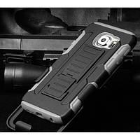 Чехол Robot с подставкой для Samsung Galaxy S7 серый, фото 1